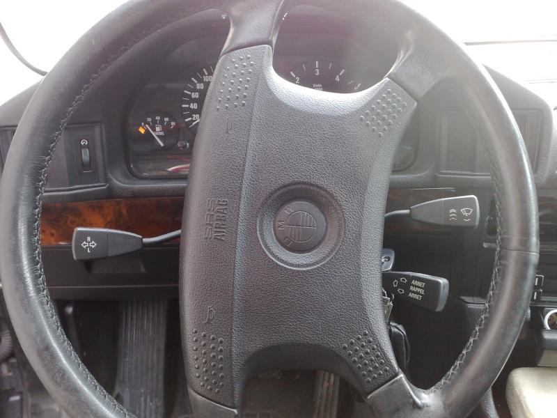 [BMW 525 td E34] Problème de klaxon 29032010