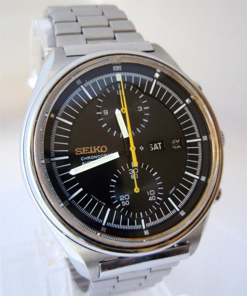 seiko 6138 - restauration et transformation d'un chrono Seiko 6138-3000  Pb290013
