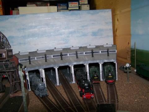 AUHAGEN 52417 Plaque plastique toit zingue HO-1//87
