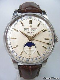 vacheron -  [New] Vacheron Constantin - Historiques Triple calendrier 1942 et 1948 Rolex_11
