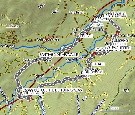 CAMINOS TRADICIONALES ALTO ARAVALLE PRC.AV-51 Plano_10