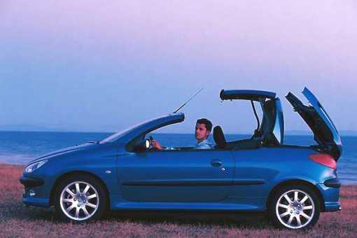 Peugeot 206 CC 1.6e 16v (2001-2007) Peugeo19