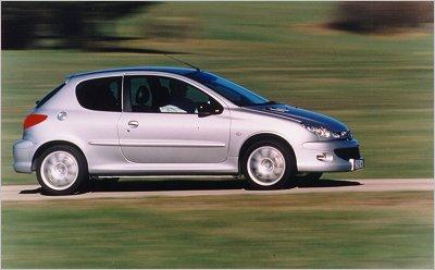 Peugeot 206 GT (1999-1999) Peugeo21