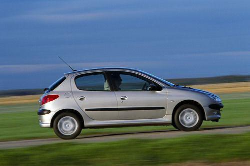 Peugeot 206 2.0 HDI (1999-2006) Peugeo23