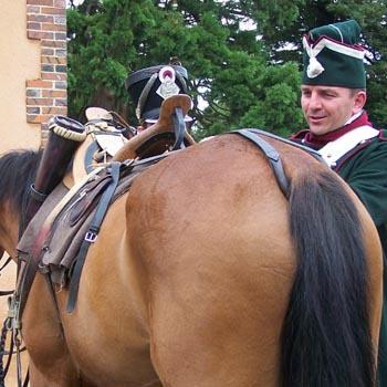 Chasseurs à cheval en grand' garde 03080818
