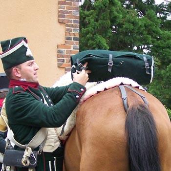 Chasseurs à cheval en grand' garde 03080822