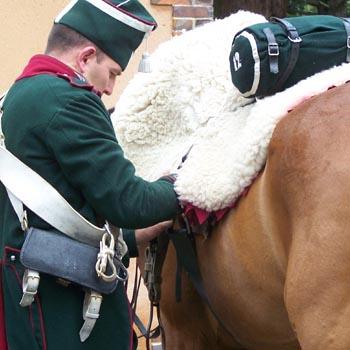 Chasseurs à cheval en grand' garde 03080823