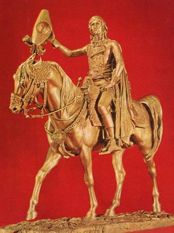 Bonaparte en Egypte à dromadaire Bonapa10