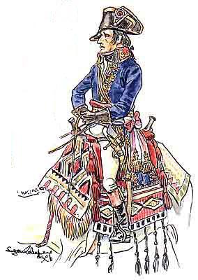 Bonaparte en Egypte à dromadaire Bonapa11