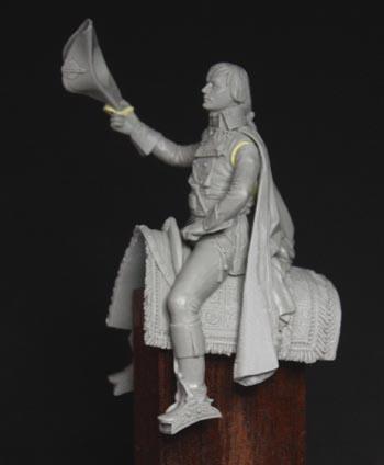 Bonaparte en Egypte à dromadaire Bonapa13