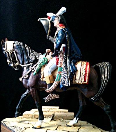Bonaparte en Egypte à dromadaire Bonapa16