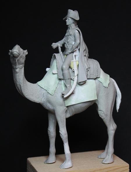 Bonaparte en Egypte à dromadaire Bonapa19