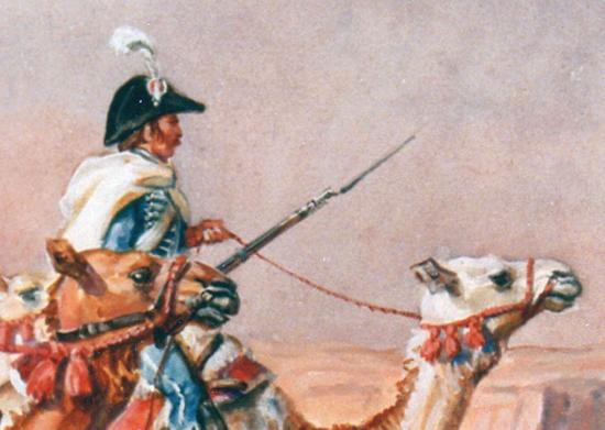 Bonaparte en Egypte à dromadaire - Page 2 Dromad11