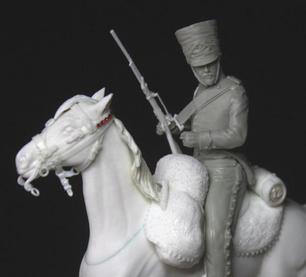 Chasseurs à cheval en grand' garde Grand-24