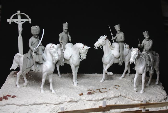 Chasseurs à cheval en grand' garde Grand-29