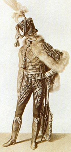 Général Junot, colonel général des hussards Junot_10