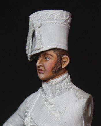 Général Junot, colonel général des hussards Junot_16