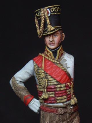 Général Junot, colonel général des hussards Junot_19