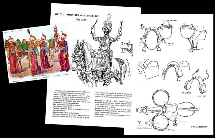 Timbalier des Mameluks Mamelu11