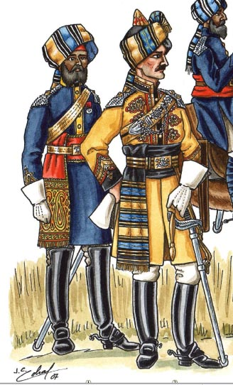 Major des Skinner's Horse (Pégaso) Skinne12