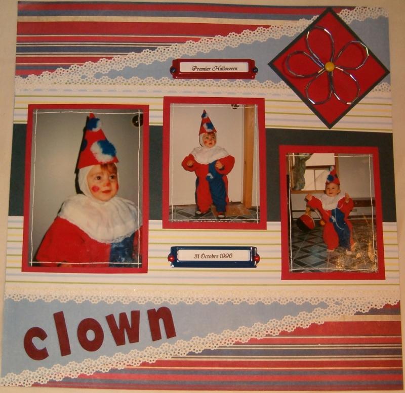 mes pages ---- 23 juillet Clown10