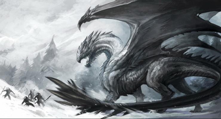 [Campagne D&D3.5 / Krugger] PNJ Ennemis - présentations Dragon11