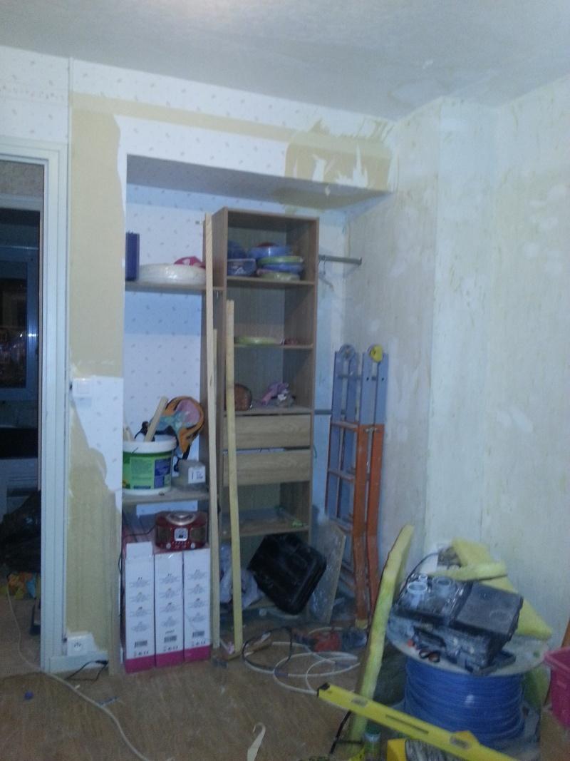 Chambres des filles OK. Reste un peu de déco :-) 20121112