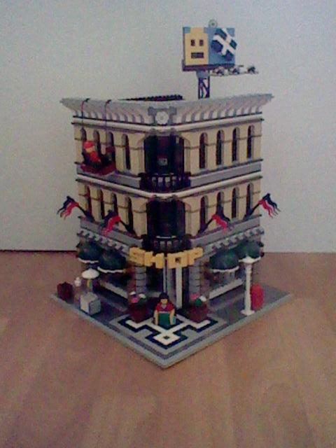Ma très (très très) grande collection de LEGO ! (+ nouvelles photos !) Grand_10