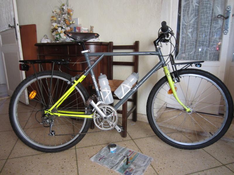 Decathlon Cap Nord - Conversion en vélo utilitaire - Page 3 Img_4663