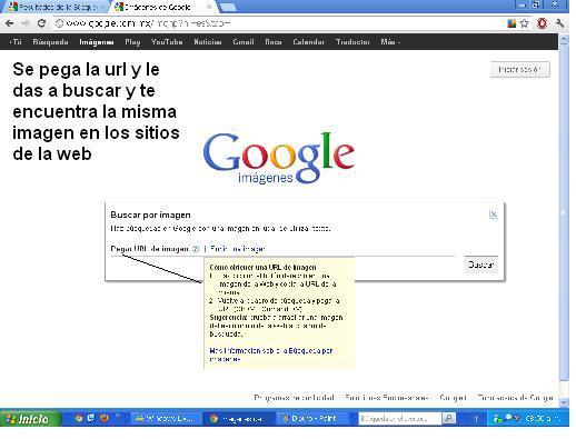 Buscar por imagen en google en lugar de  búsqueda por texto 211