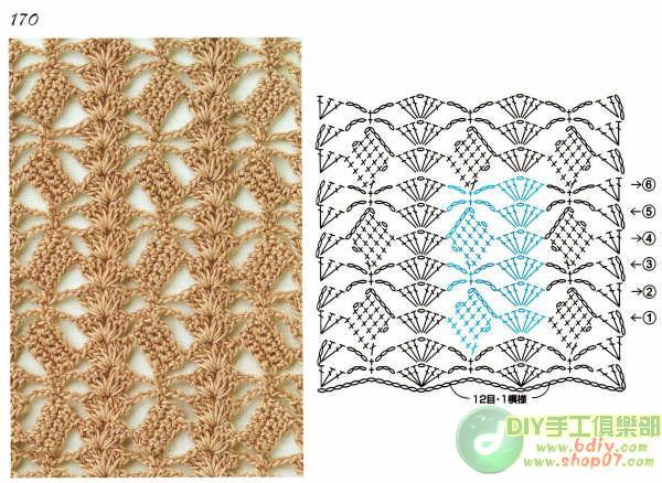Puntadas de crochet Puntad11