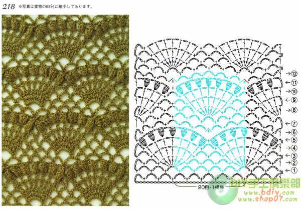 Puntadas de crochet Puntad12