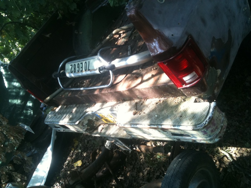 Pick Up Chevrolet Img_5013