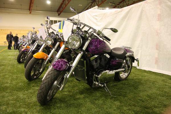 PHOTOS de Kawasaki Customs A612