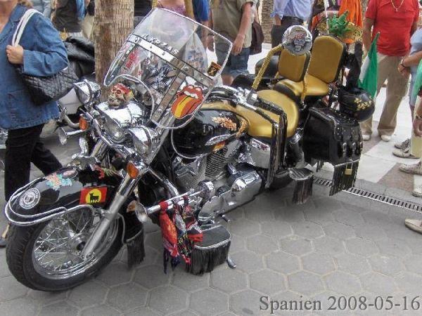 PHOTOS de Kawasaki Customs Spanie12