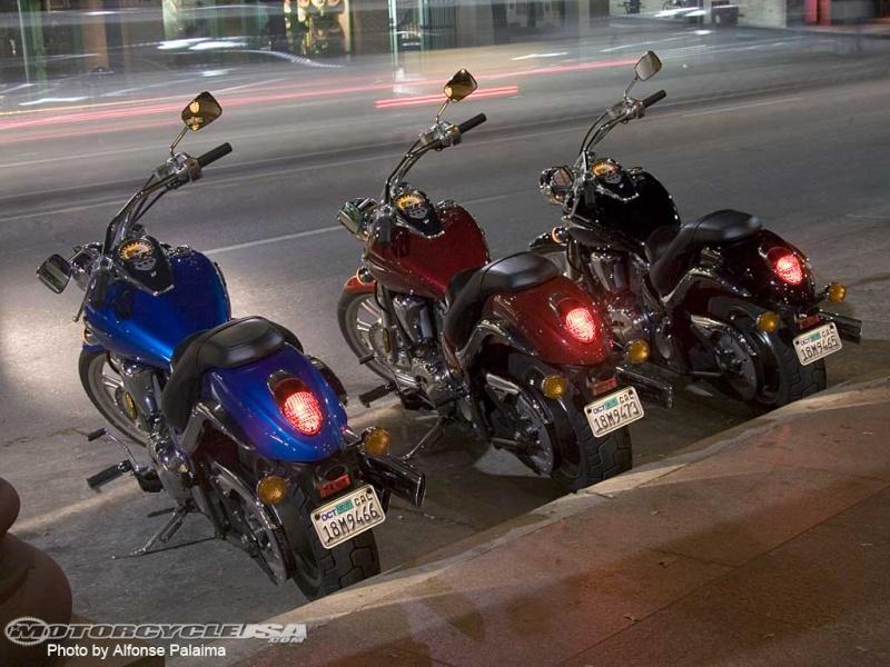 PHOTOS de Kawasaki Customs Vn410