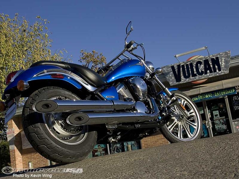 PHOTOS de Kawasaki Customs Vn510
