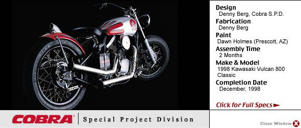 PHOTOS de Kawasaki Customs Vn_80010