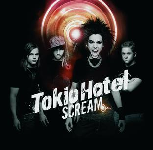 """Album """"Scream"""" Apu-3-10"""