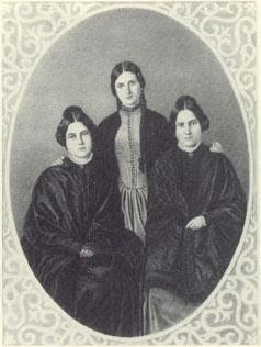 The Start Of Modern Spiritualism Fox Sisters EDIT 4/3/09 Foxgir10