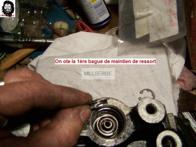 RESTAURATION D'UN BOITIER DE DIRECTION  pour W 201 3510