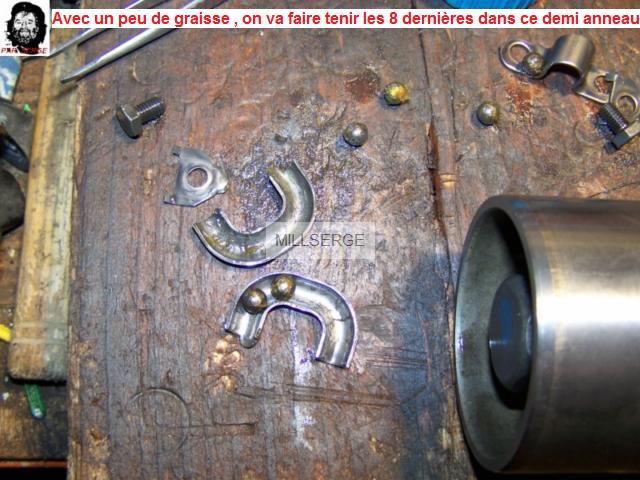 RESTAURATION D'UN BOITIER DE DIRECTION  pour W 201 6610