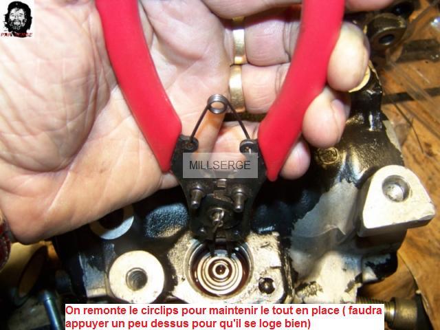 RESTAURATION D'UN BOITIER DE DIRECTION  pour W 201 8410