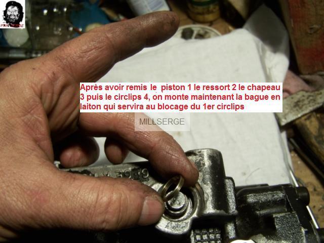 RESTAURATION D'UN BOITIER DE DIRECTION  pour W 201 9210
