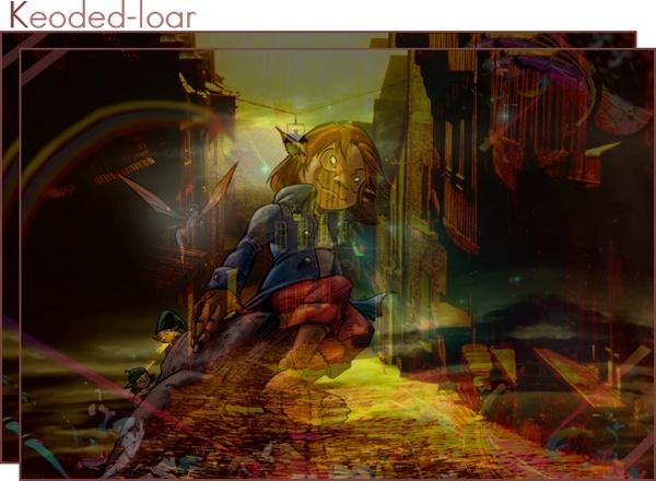 Keoded-loar