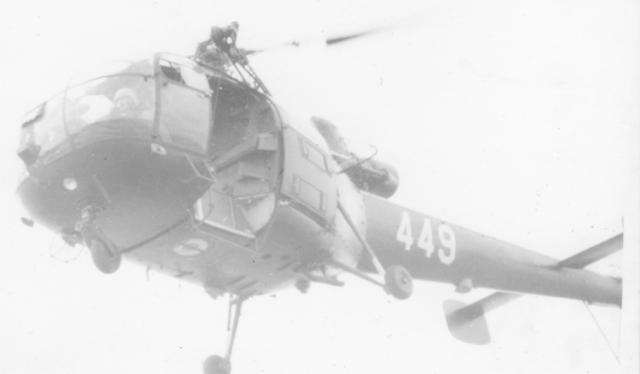 [Aéronavale divers] SUPER FRELON - Page 3 Helico10