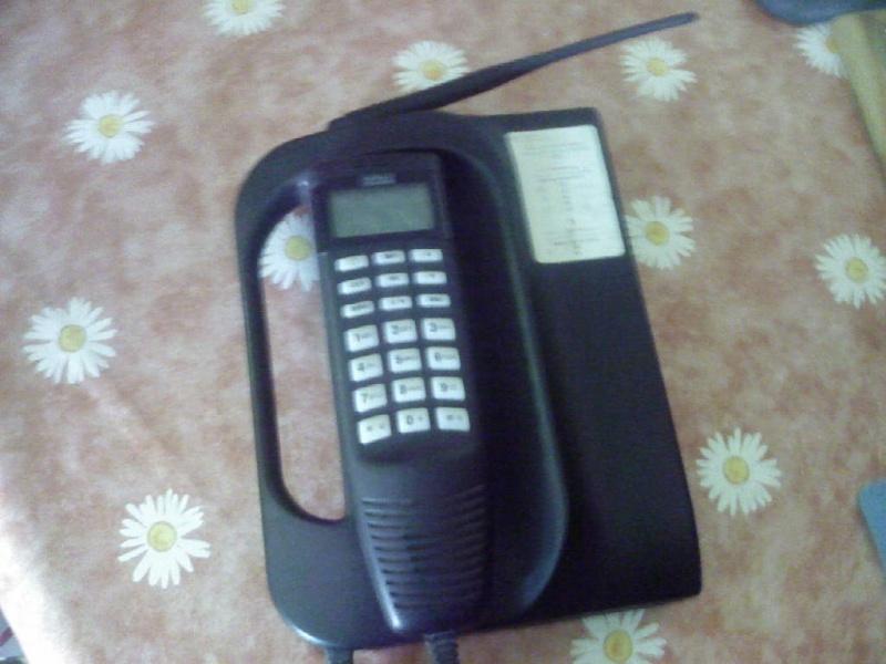 Téléphone Matra portatif Photo346