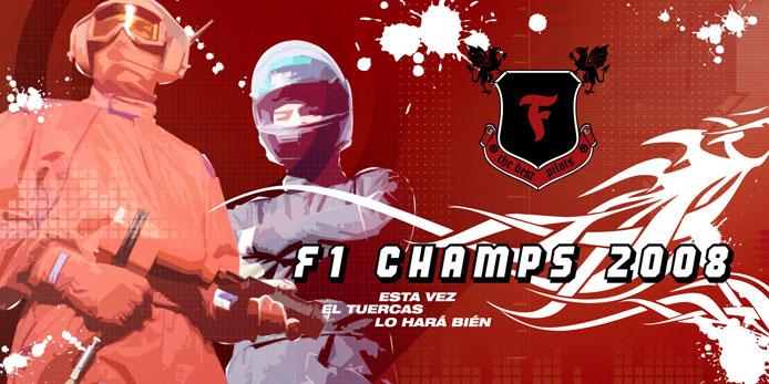 F1 CHAMPS MRO 2008