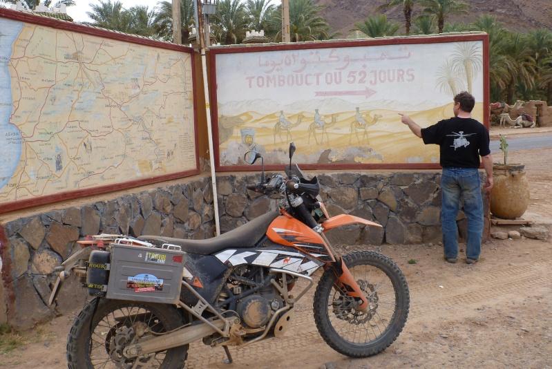 Balade en KTM 690 enduro R Maroc102