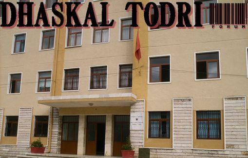 Shkolla e mesme Dhaskal Todri, Elbasan